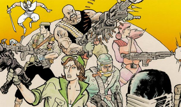 G.I. Joe Miniseries Coming From Michel Fiffe