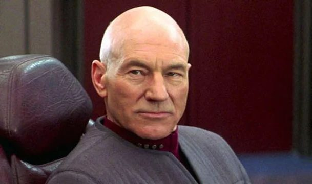 Patrick Stewart Is Playing Bosley In 'Charlie's Angels,' Too