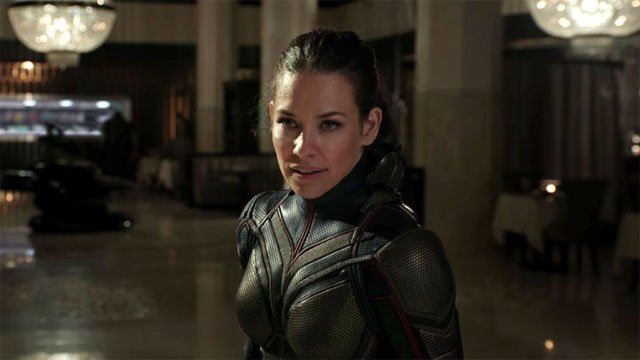 Evangeline Lilly Looks BacAnt-Man and the Wasp's Post Credits Scene