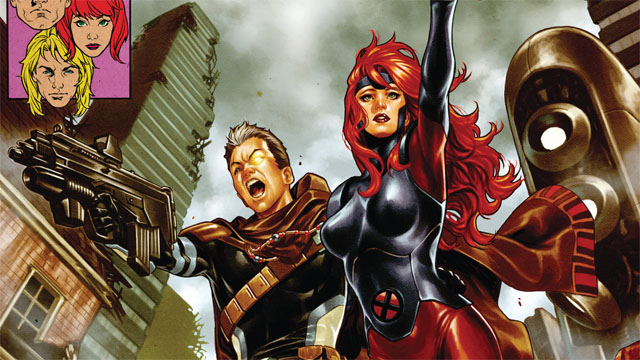 Exclusive Preview: Extermination #4 Has the X-Men on the Ropes