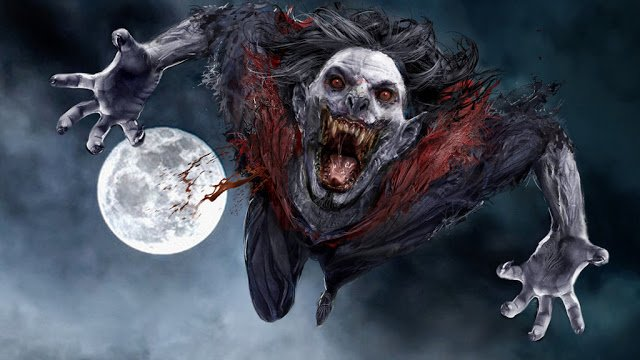 Venom Producers Give Morbius the Living Vampire Update