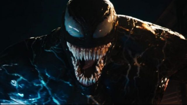 Tom Hardy could hear Venom even before his shot!
