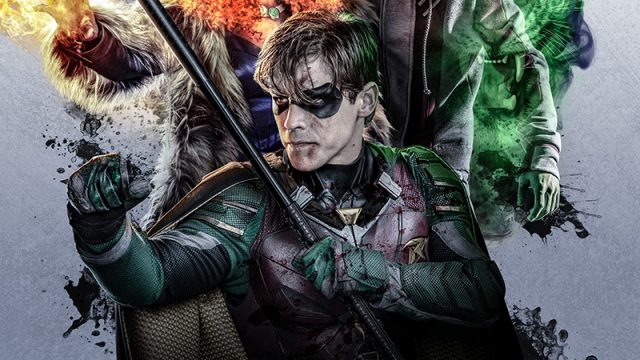 Titans Renewed for Season Two!