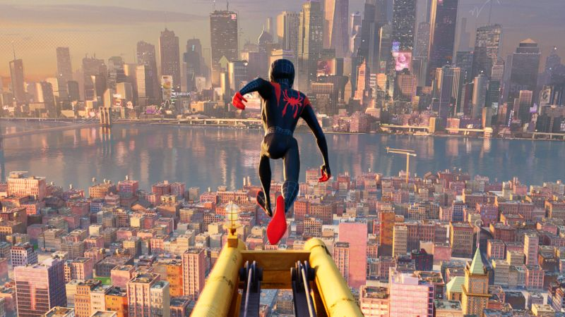 Into the Spider-Verse's Peter Parker Is Tobey Maguire's Spider-Man