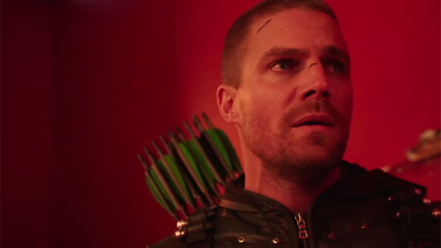 "Oliver Queen is Still ""Unmasked"" in Arrow Season 7 Episode 8 Preview"