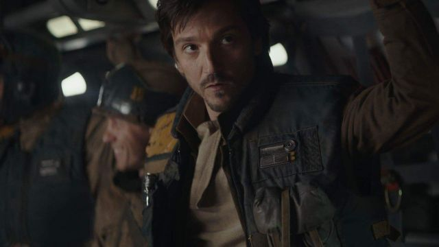 Rogue One's Cassian Andor to Headline New Series on Disney Play