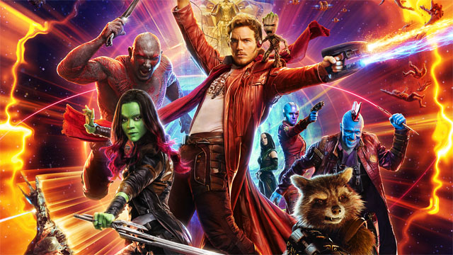 Disney Previews New Guardians of the Galaxy Roller Coaster