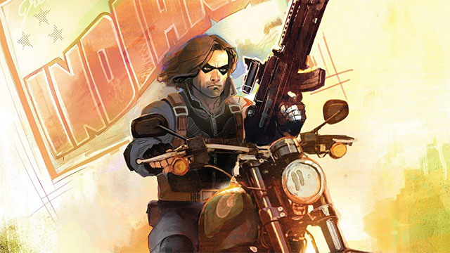 Exclusive Preview: Winter Soldier #1 Gives Bucky a New Mission