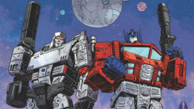 Relaunched Transformers Comic Hits Shelves in 2019