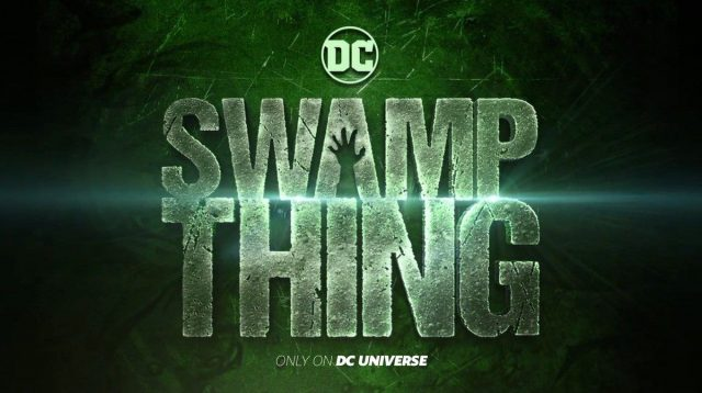 Go Behind the Scenes of Swamp Thing with a New Photo and Video