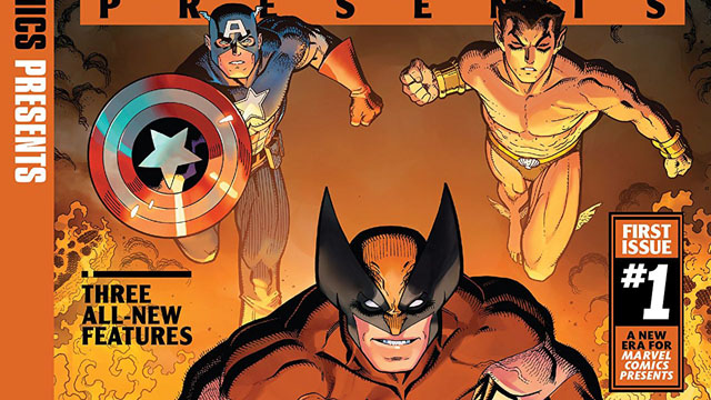Exclusive Preview: Marvel Comics Presents #1
