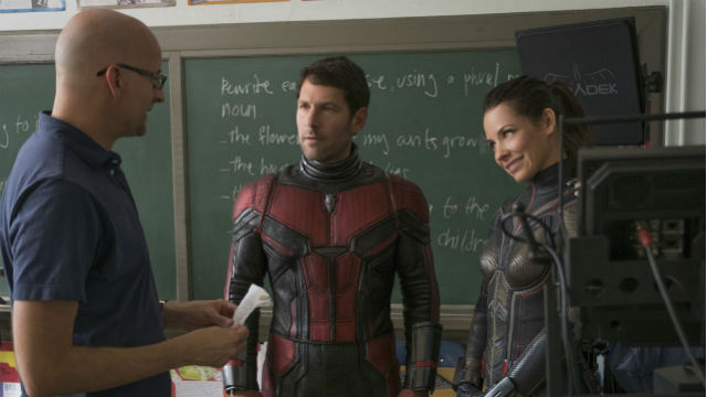 Peyton Reed Discusses Ant-Man and the Wasp's Post-Credits Scene