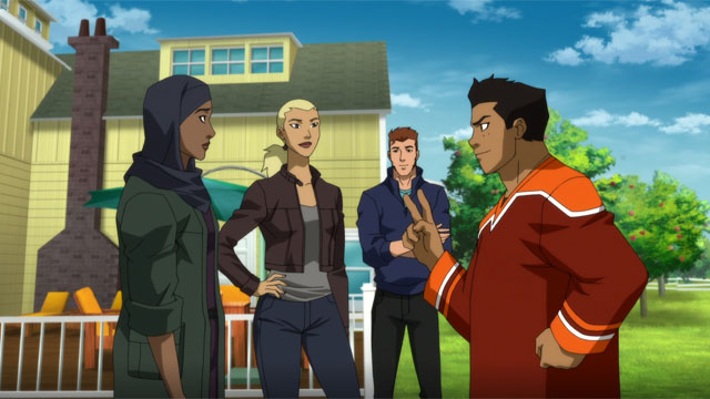 Young Justice: Outsiders Episode 11 Recap