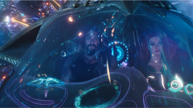 Aquaman Crosses the $1 Billion Mark at the Box Office