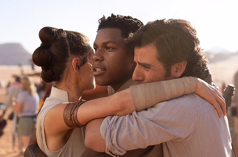 Star Wars Episode 9 filming ends