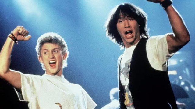 The new 'Bill & Ted' sequel is excellent news