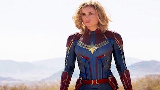 Captain Marvel Is Now Getting Review Bombed On Imdb