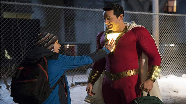 David F  Sandberg Responds to Shazam's Rotten Tomatoes Score
