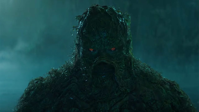 DC Universe Drops the First Swamp Thing Teaser Video