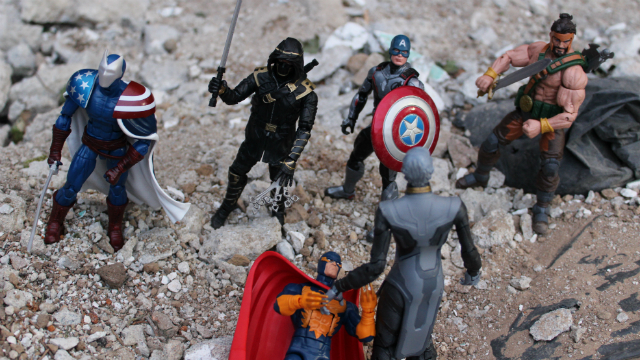 Review: Avengers Endgame Marvel Legends Figures