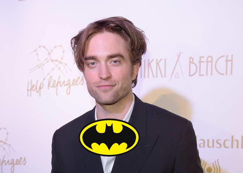 Robert Pattinson is officially the next Batman for DC Universe