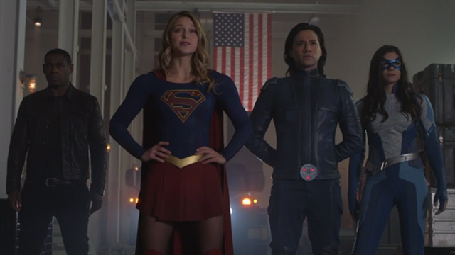Supergirl season 4 recap