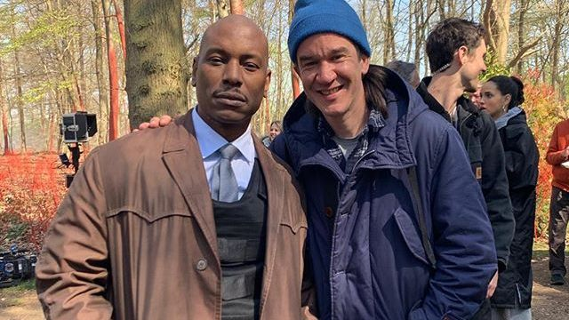 Tyrese Gibson Shares Photo From Morbius Set