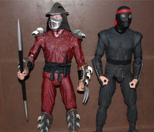 Review Neca S Long Awaited Tmnt 1990 Movie Shredder Delivers