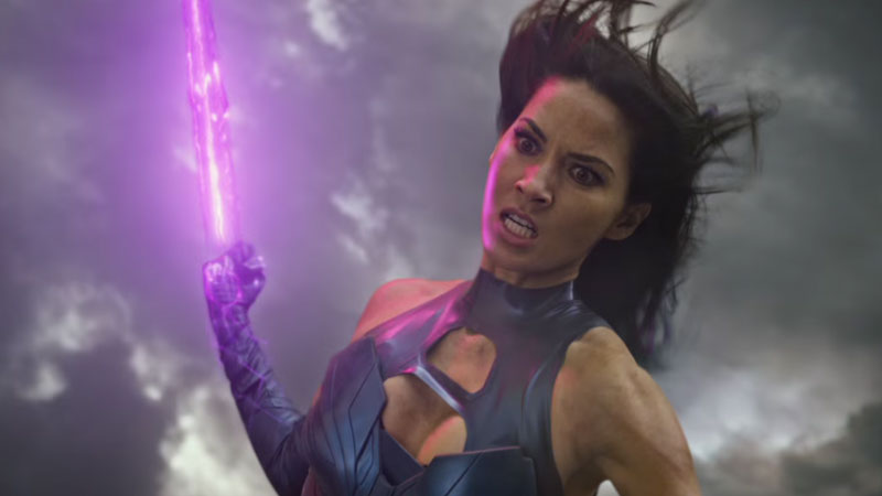 Olivia Munn Says Apocalypse Team Knew Little About the X-Men