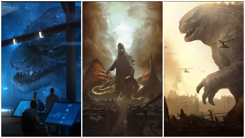 Director Shares Godzilla: King of the Monsters Concept Art