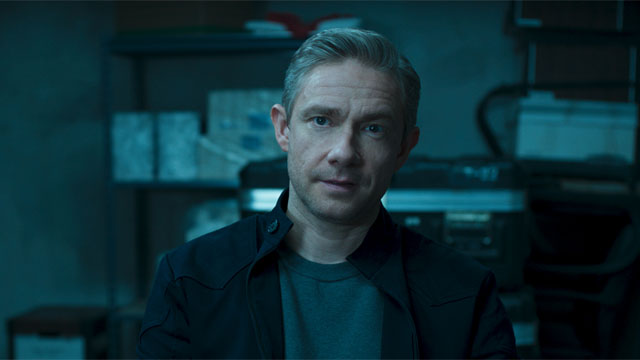 Martin Freeman Confirms His Return For Black Panther 2