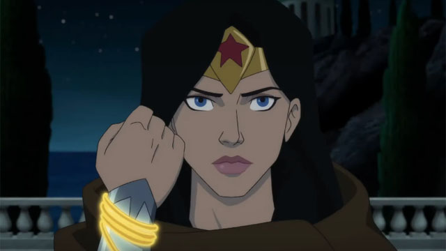 Wonder Woman Is Back In 'Bloodlines' Trailer