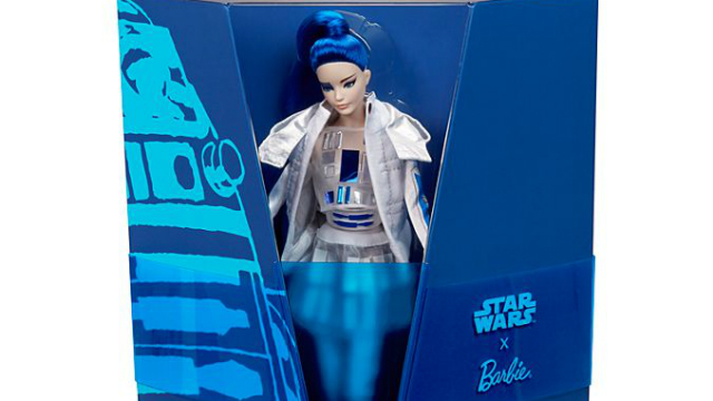 Star Wars Collector Barbie Dolls Cost $100 and Aren't What You Expect