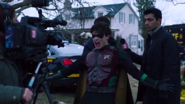 'Titans' Season 2 Trailer: Costumes, Wonder Girl, Aqualad, Deathstroke