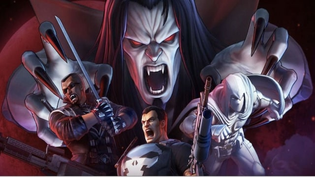 Marvel Ultimate Alliance 3 Curse of the Vampire DLC Drops Launch Trailer