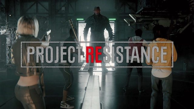 Project Resistance looks like Resident Evil-branded Left 4 Dead
