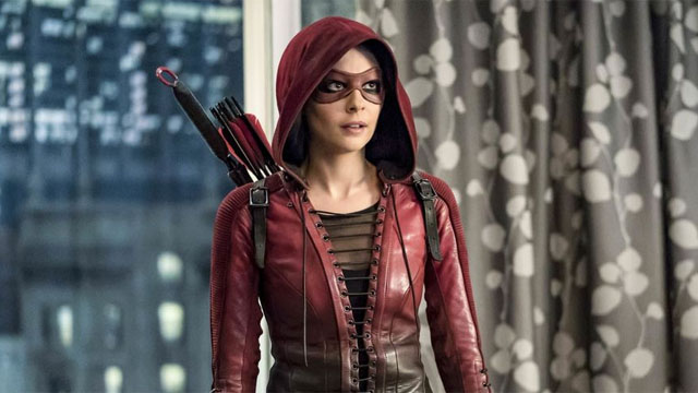 Willa Holland To Return For Final Season Of 'Arrow'