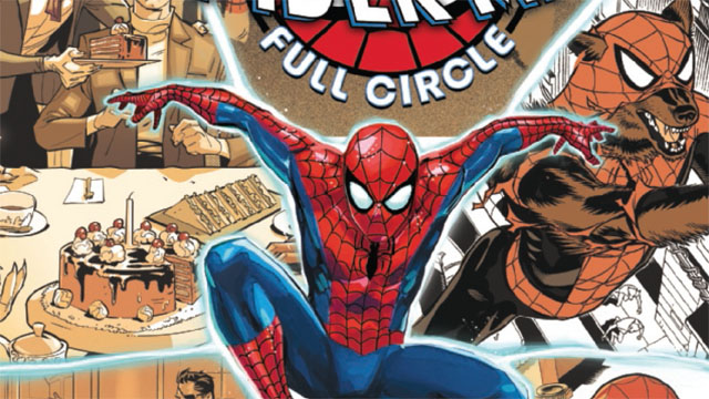 Exclusive Preview: Amazing Spider-Man: Full Circle #1