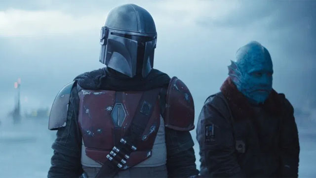 STAR WARS: THE MANDALORIAN - Jon Favreau Interview
