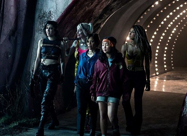 'Birds of Prey' Teaser: Harley Quinn and Her Gang Aren't Playing Around