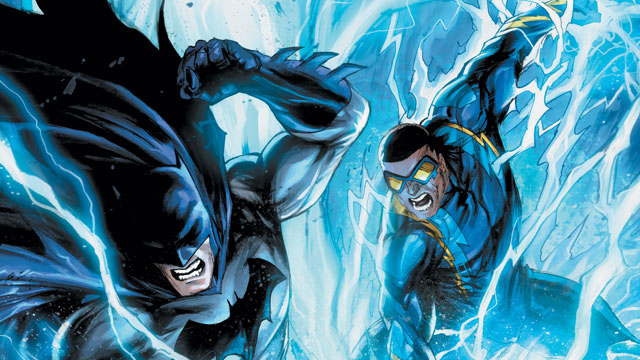 Exclusive Preview: Batman and the Outsiders #9