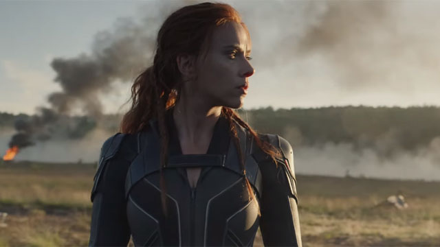 Marvel Releases Special Look At Scarlett Johansson's Black Widow