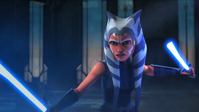 Star Wars: The Clone Wars Season 7 Trailer: The Series is Ending