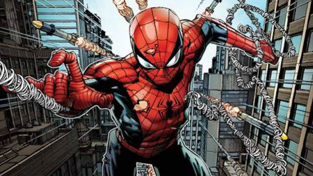 Marvel's Non-Stop Spider-Man Hits Comic Shops Later This Year