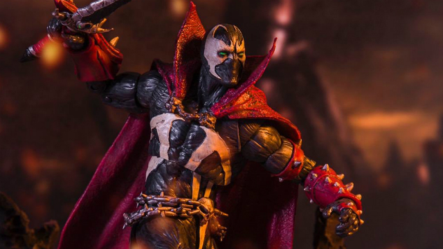 McFarlane Toys Brings Back Spawn With Full Articulation