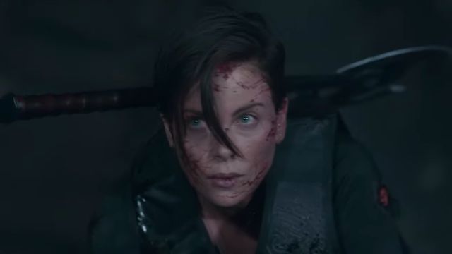 Charlize Theron in Official Trailer for Action Fantasy 'The Old Guard'