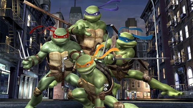 Seth Rogen Producing TEENAGE MUTANT NINJA TURTLES Reboot