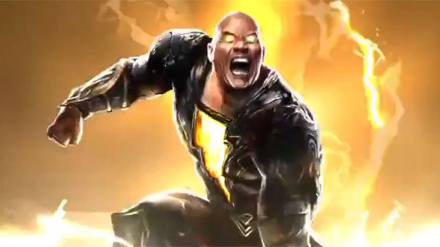 Black Adam Characters, Concept Art Unveiled at DC FanDome