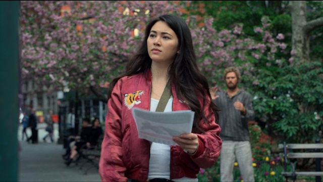 Colleen Wing's Jacket