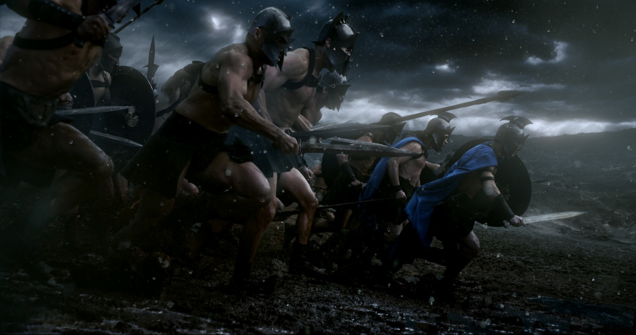 From the Set of 300: Rise of an Empire